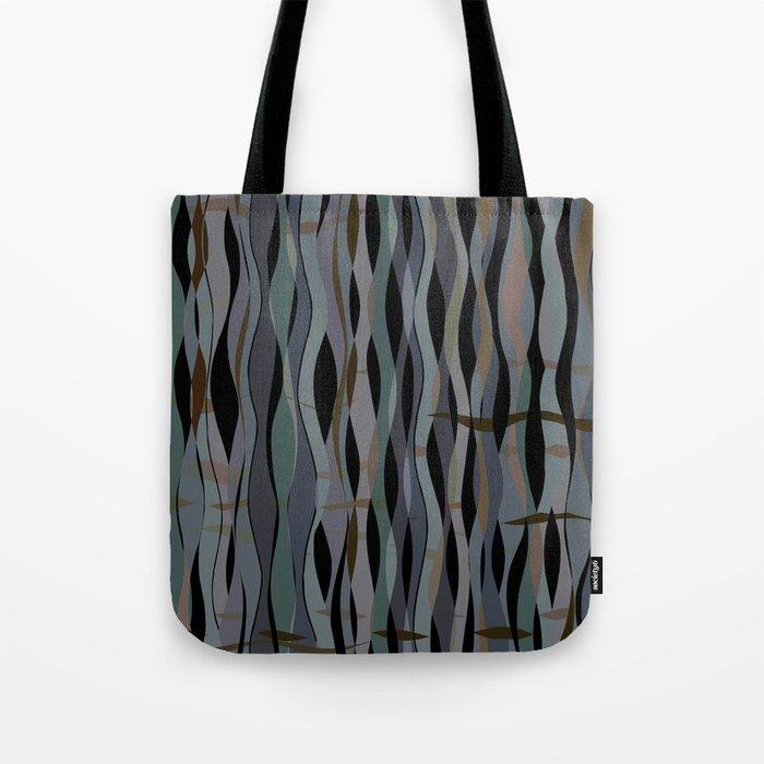 waves 04 Tote Bag