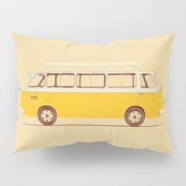 Yellow Van II Pillow Sham