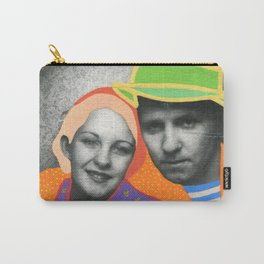 The Colour Theory Couple Carry-All Pouch