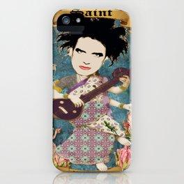 Saint Smith iPhone Case