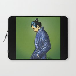 801 MODERN SAMURAI Laptop Sleeve