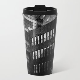 Under this threatening  sky every civilization dies Travel Mug