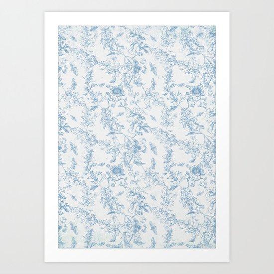 Morris. Art Print