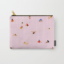 Pink! Carry-All Pouch