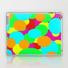 Multi-Dot Fun Laptop & iPad Skin