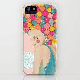 martine iPhone Case