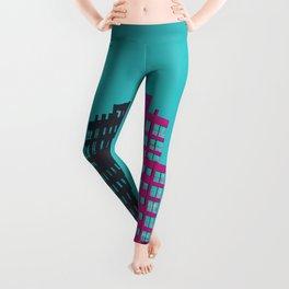 Cyberpunk Aesthetic Leggings