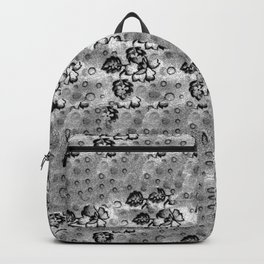 Flowers and Textiles Backpack