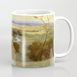 Still Glides The Stream, And Shall For Ever Glide - Digital Remastered Edition Coffee Mug