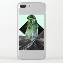 Neny Clear iPhone Case