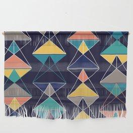 Triangular Affair III Wall Hanging