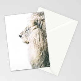 NORDIC LION Stationery Cards