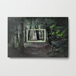 Room With A View. No. 6 Metal Print