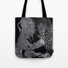 Life of Oceans: The Sea Dragon Tote Bag