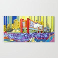 Masp, São Paulo Canvas Print