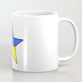 Flag of Ukraine 4 -Ukrainian,Україна, Ucrania,kiev,sevastopol Coffee Mug