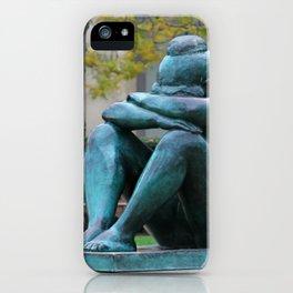 "La Nuit  ""The Night"" iPhone Case"