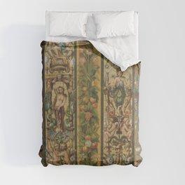 Renaissance Ornament Comforters