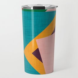 Kilim flower Travel Mug