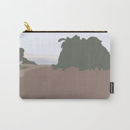 A tree in the road Carry-All Pouch