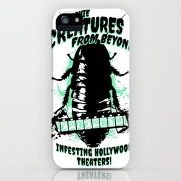 Creatures From Beyond! iPhone Case