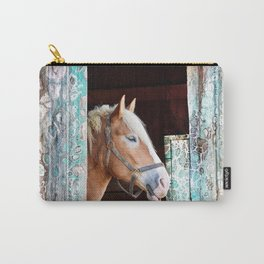 """Beauty in the Barn"" Carry-All Pouch"