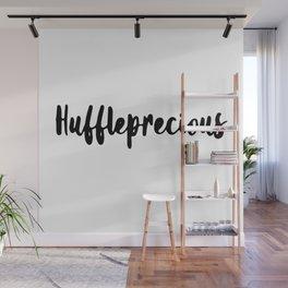Huffleprecious  Wall Mural