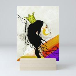 I accept my power Mini Art Print
