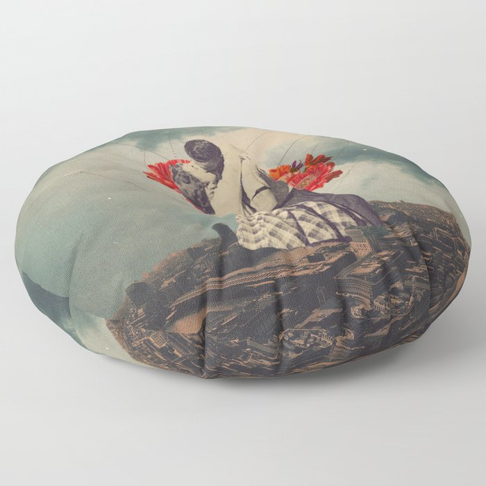 Stand By Me Floor Pillow