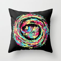 Ele'Paint || Throw Pillow