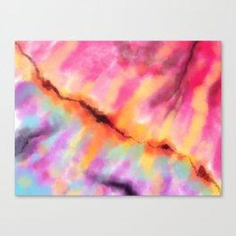 Misfired Synapse- Meditation Art Canvas Print