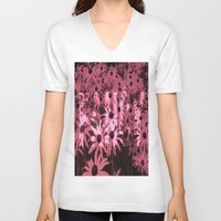 fancy V-neck T-shirts featuring Fancy by Paxton Keating