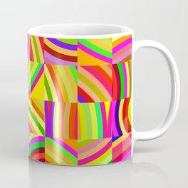 Retro Pixels Coffee Mug