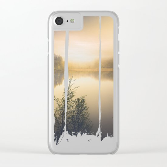 The perfect organism Clear iPhone Case