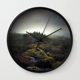 The Moors Wall Clock