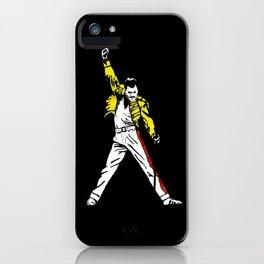 Queen Pop Art iPhone Case