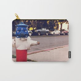 Hydrant National ∫ Living Los Angeles Carry-All Pouch