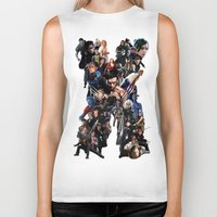 the xx Biker Tanks featuring XX by jasonriv37