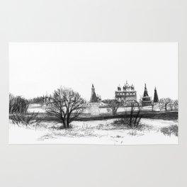 Iossio-Volotzky monastery SK0138 Rug