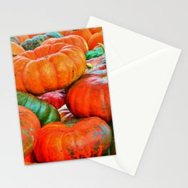 Heirloom Pumpkins Stationery Cards