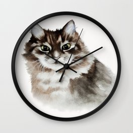 """""""Oliver"""" Wall Clock"""