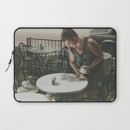 In the Absence of A Dream Laptop Sleeve
