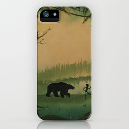 The Jungle Book by Rudyard Kipling iPhone Case