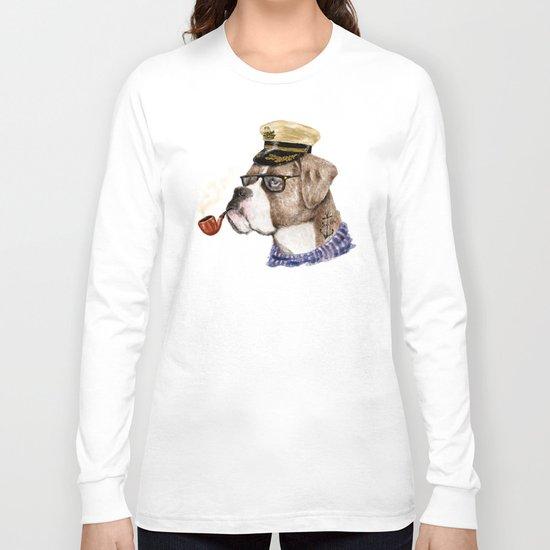 Mr.Boxer Long Sleeve T-shirt