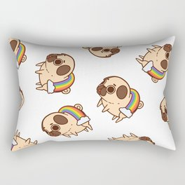 Puglie Pride Rectangular Pillow