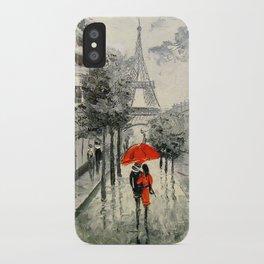 Paris Paris iPhone Case