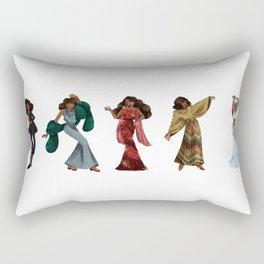 60s Icon Rectangular Pillow