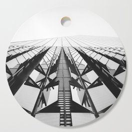 To the Limit - World Trade Center - NYC Cutting Board