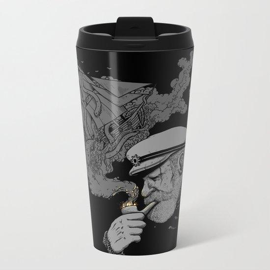 A Captains's Memory Metal Travel Mug