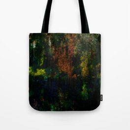 ~Rejuvenating BackYard~ Tote Bag